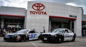 """ZAK Products and BK Racing have partnered together to support the """"Boys in"""